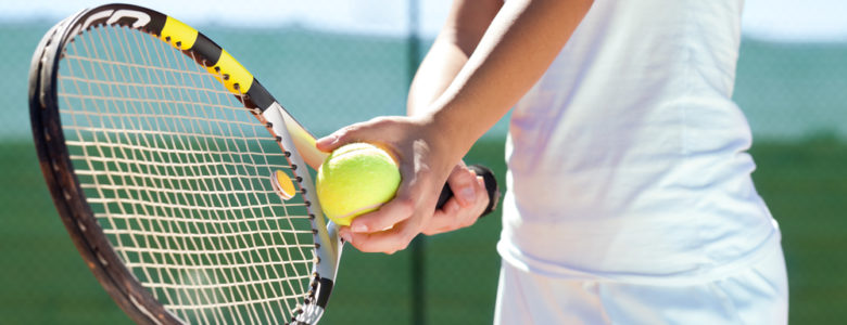 What Tennis and Owning a Small Business Have in Common