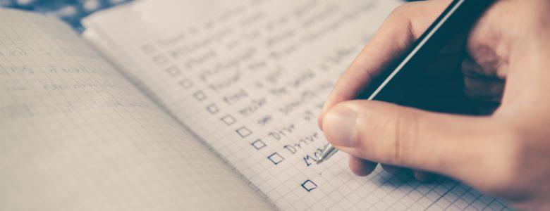 Your 2019 Financial Planning Checklist
